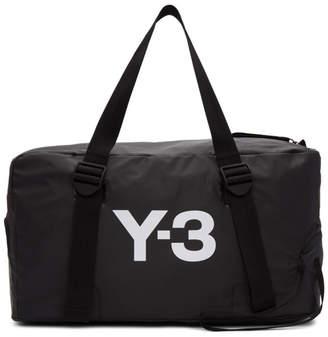 Y-3 Y 3 Black Bungee Gym Bag