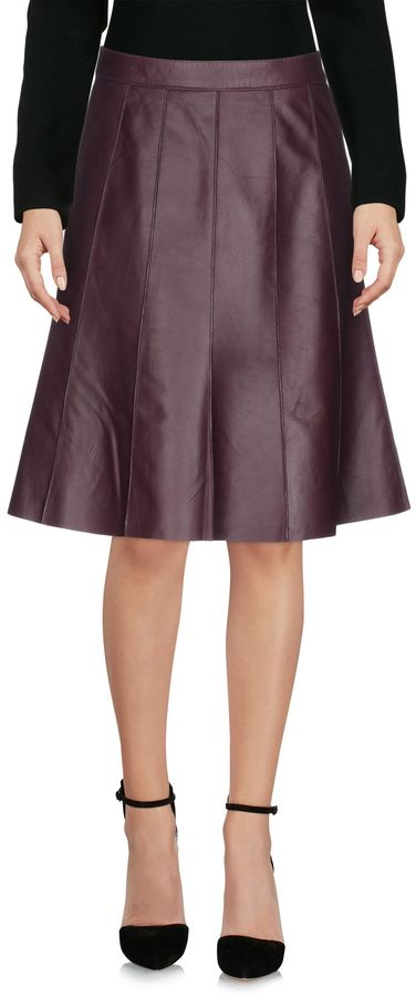 CaractereCARACTÈRE Knee length skirts