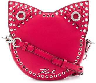 Karl Lagerfeld Rocky Choupette crossbody bag