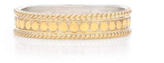 Anna Beck Dotted Stacking-Ring Gold