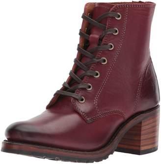 Frye Women's Sabrina 6g Lace up Boot