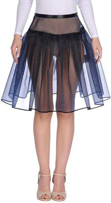 Messagerie Knee length skirts