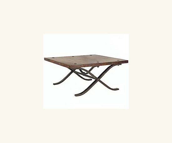 Rustico Square Coffee Table