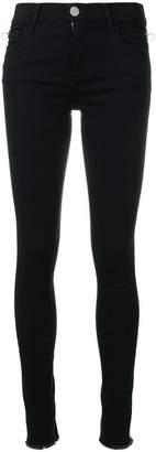 1017 Alyx 9SM Zip detail skinny jeans