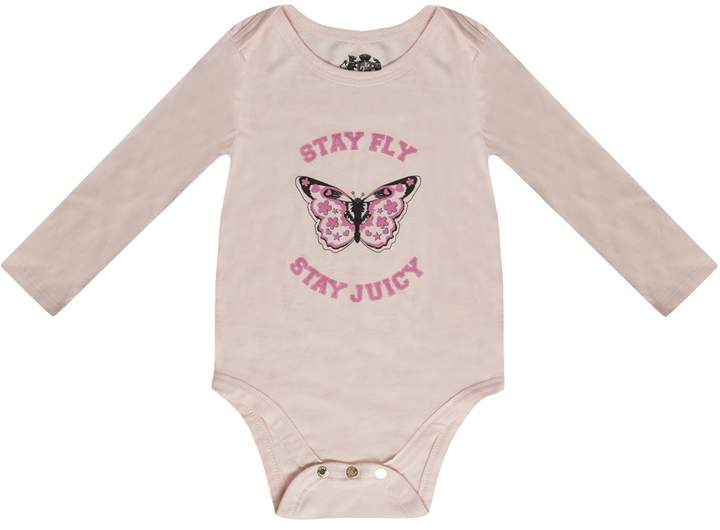 Butterfly Garden 3-Piece Onesie Set for Baby
