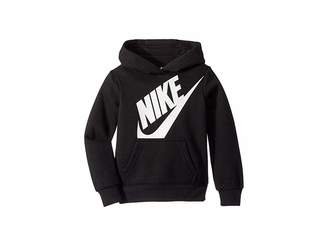 Nike Futura Fleece Pullover Hoodie (Toddler)