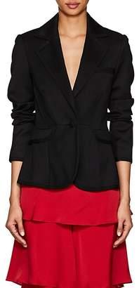 Osman Women's Ella Wool Twill Slim Blazer