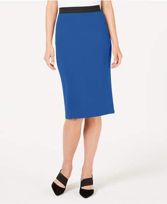 Alfani Below-Knee Pencil Skirt