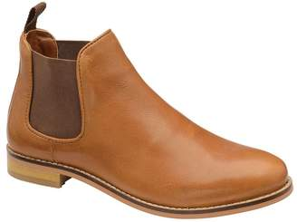 Ravel Womens Leather Chelsea Boot - Brown