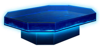 Conormccreedy Glowing Luxury Coffee Table