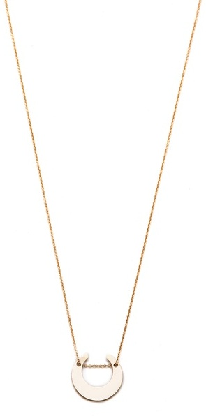 ginette_ny Mini Masai Chain Necklace