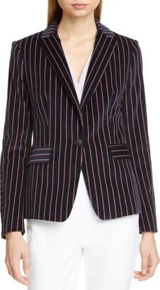 Rag & Bone Lexington Stripe Blazer