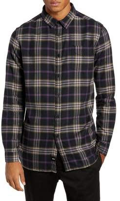 Globe Dock Plaid Shirt