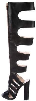 Ruthie Davis Reality Gladiator Sandals