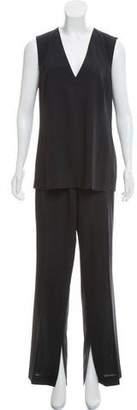 Rene Lezard Wool Pant Suit
