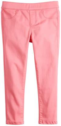 So Girls 7-16 & Plus Size SO Crop Pull-On Jeggings