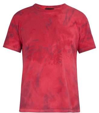 Ribeyron - Cotton Tie Dye T Shirt - Mens - Multi