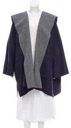 eskandar Oversize Wool Coat