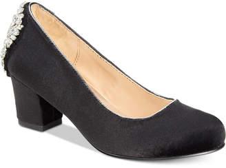 Badgley Mischka Starlett Bright Dress Shoes, Little & Big Girls