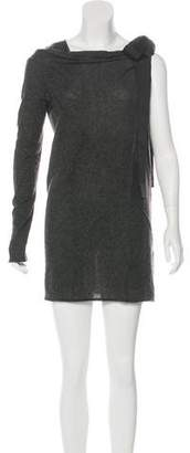 Dolce & Gabbana One-Shoulder Mini Dress