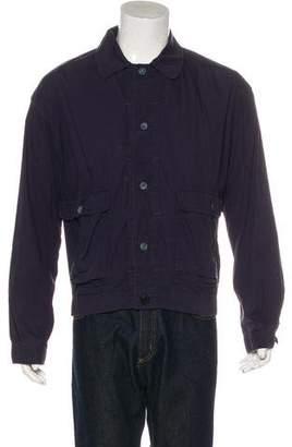 Missoni Woven Chore Jacket