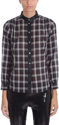 Marc Jacobs Button Up Plaid Shirt