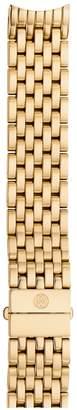 Michele Serein 16mm Gold Plated Bracelet Watchband