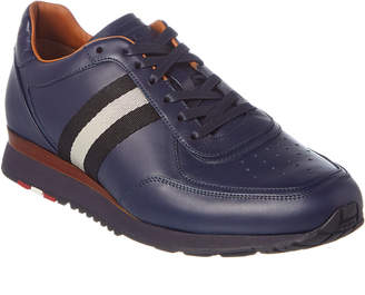 7a62647ae553cb Bally Aston Leather Sneaker