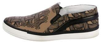 Louis Vuitton Christopher Nemeth Twister Slip-On Rope Sneakers