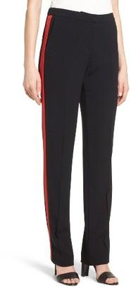 Women's Boss Tatila Straight Leg Pants $345 thestylecure.com