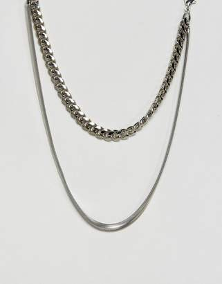 Gogo Philip Double Layered Necklace
