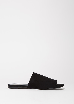 Robert Clergerie Gigy Slide $395 thestylecure.com
