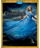 Disney Cinderella Blu-ray Combo Pack - Live Action Film