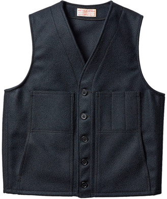 Filson Mackinaw Wool Vest - Men's
