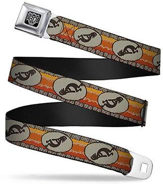 "Buckle-Down Seatbelt Belt - - 1.5"" Wide - 32-52 Inches in Length"