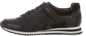MICHAEL Michael Kors Leather Low-Top Sneakers