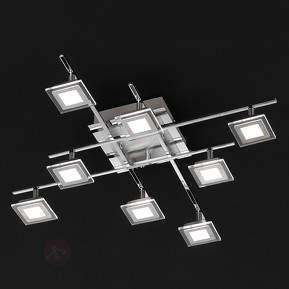 Lilian - 8-flammige LED-Deckenleuchte