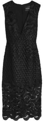 Nicholas Guipure Lace Midi Dress
