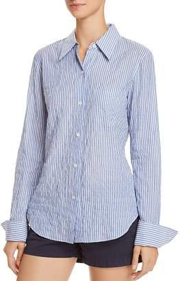 Theory Slim Textured Shirt