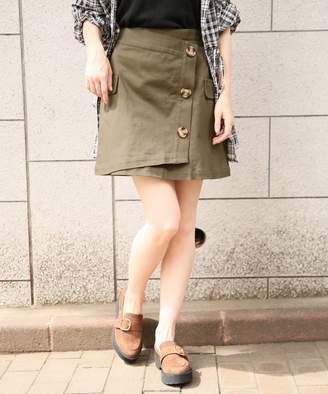 Heather (ヘザー) - レトロボタン/ミニスカート