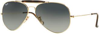 Ray-Ban Outdoorsman Ii Sunglasses, RB3029 62