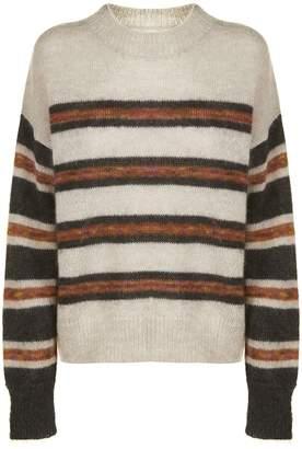 Etoile Isabel Marant Horizontal Stripe Sweater