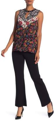 Laundry by Shelli Segal Knit Flare Pants