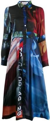 Études Attraction Colin Snapp shirt dress