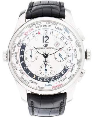 Girard Perregaux Girard-Perregaux World Timer WW.TC Chronograph Watch