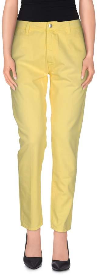 (+) People + PEOPLE Denim pants - Item 42460674