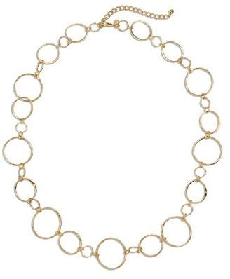 Remi Gold-Tone Link Necklace