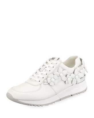 MICHAEL Michael Kors Allie Floral Trainer Sneakers