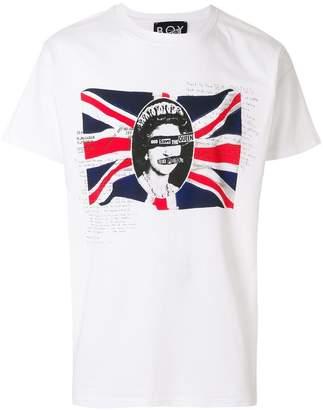 Boy London printed T-shirt