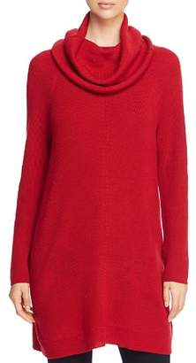 Eileen Fisher Petites Cowl Neck Tunic Sweater